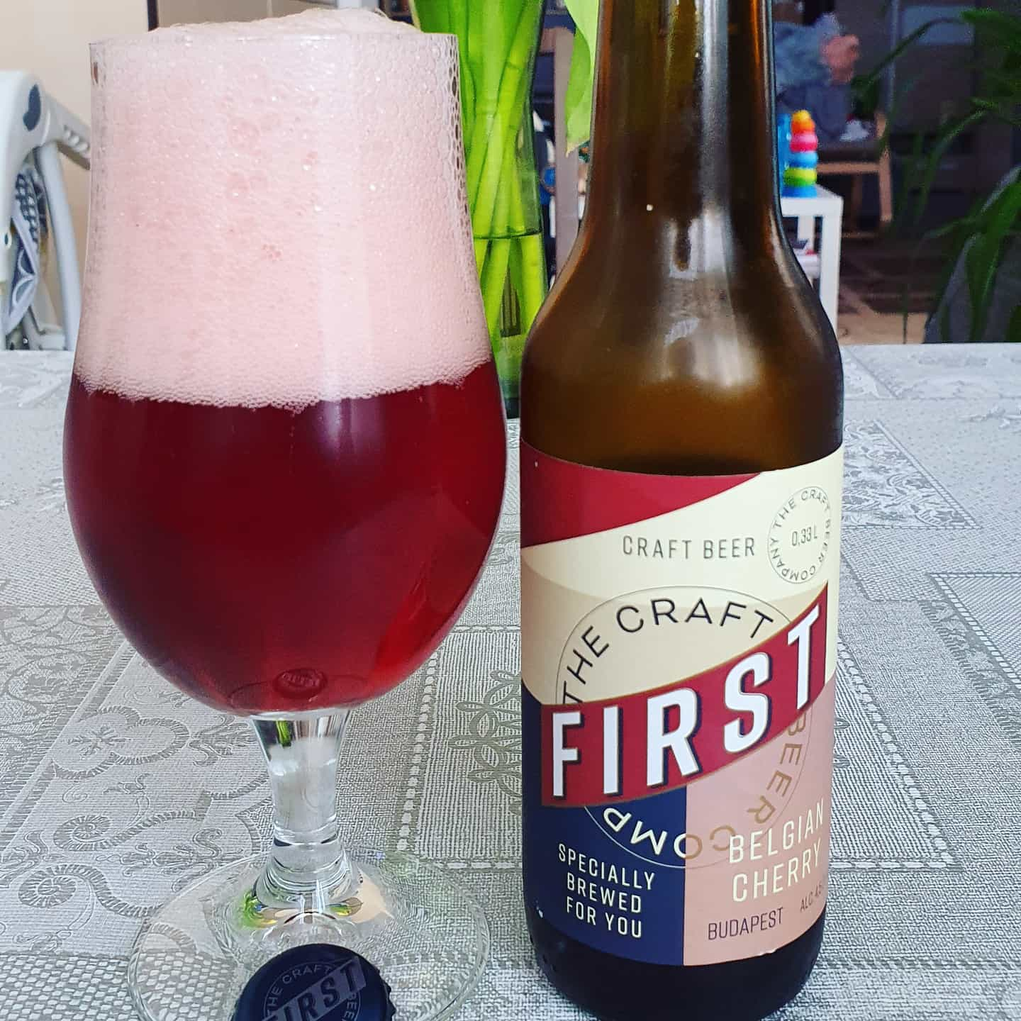 First Belgian Cherry