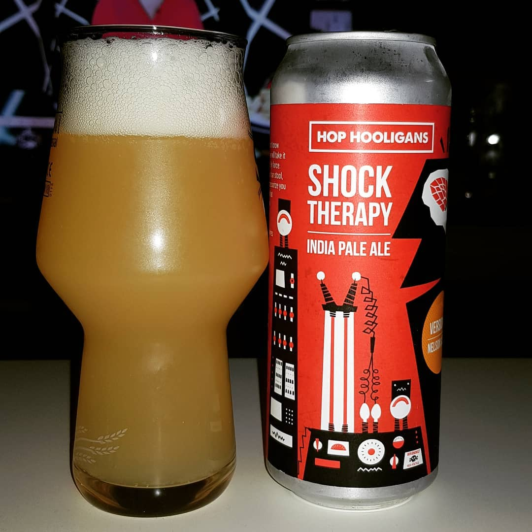 Hop Hooligans Shock Therapy